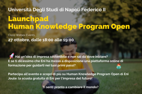 Human Knowledge Program Open